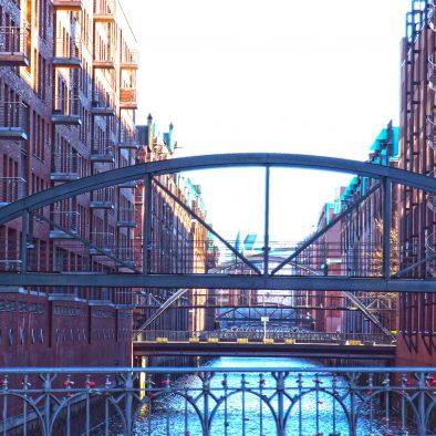 Hamborg byvandring Speicherstadt