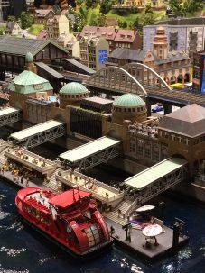 verdens største modeljernbane
