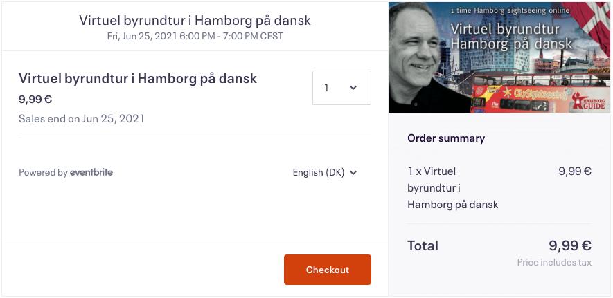 hamborg online bytur