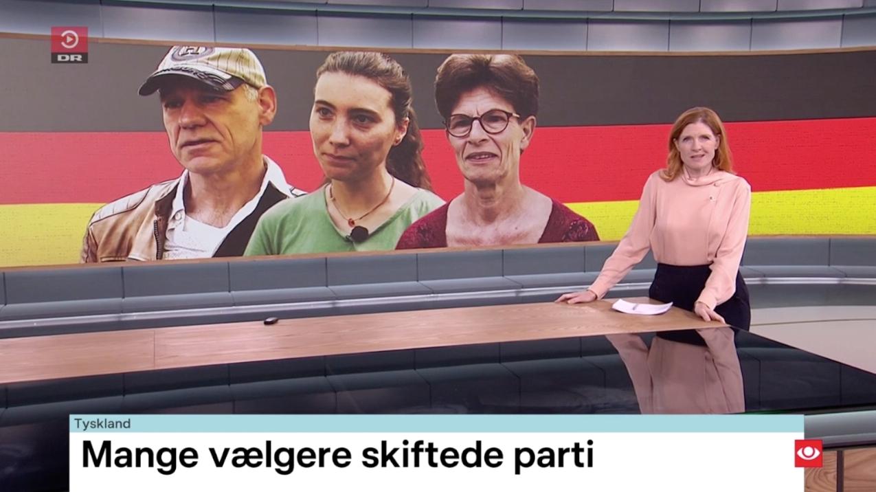 Hamborg Guide TV Avisen
